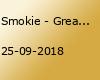 Smokie - Greatest Hits Tour 2018