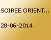 SOIREE ORIENTAL VIP PARTY