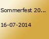 Sommerfest 2014 der FF Algund