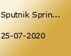 Sputnik Spring Break Tour - Halle größte Festivalshow