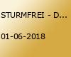 STURMFREI - DIE HAUSPARTY IM CLUB