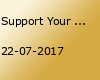 Support Your Local Scene (Die Zweite)