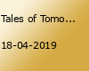 Tales of Tomorrow DAY 1