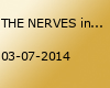 THE NERVES in Iserlohn