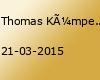 Thomas Kümper Live im Jameson's Pub Aurich