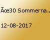 Ü30 Sommernacht Party