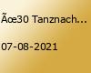 Ü30 Tanznacht