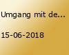 Umgang mit depressiven Menschen 01/18 in Münster