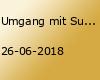 Umgang mit Suchtkranken 01/18 in Münster