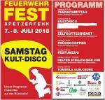 Volks und Feuerwehrfest  Spetzerfehn