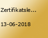 "Zertifikatslehrg. ""Berufsbetreuer"" 01/18 Modul 5 in Münster"