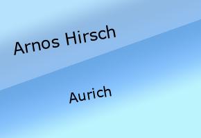 Arnos Hirsch