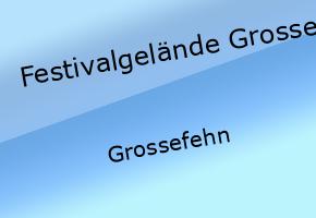 Festivalgelände Grossefehn