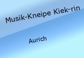 Musik-Kneipe Kiek-rin