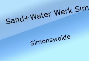 Sand+Water Werk Simonswolde